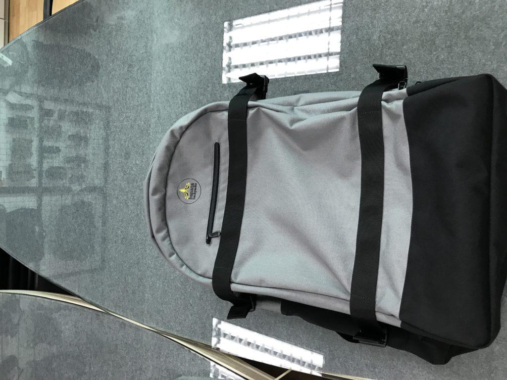 backpack prototype