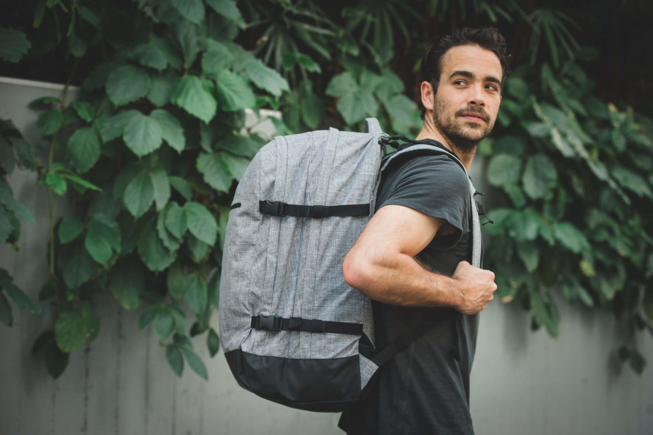 Khmer Explorer 60L Travel Backpack