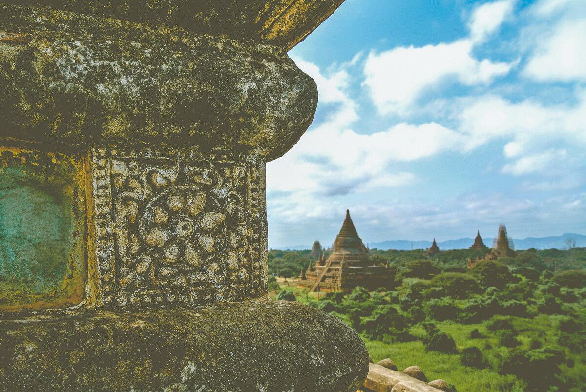 Myanmar Itinerary Bagan