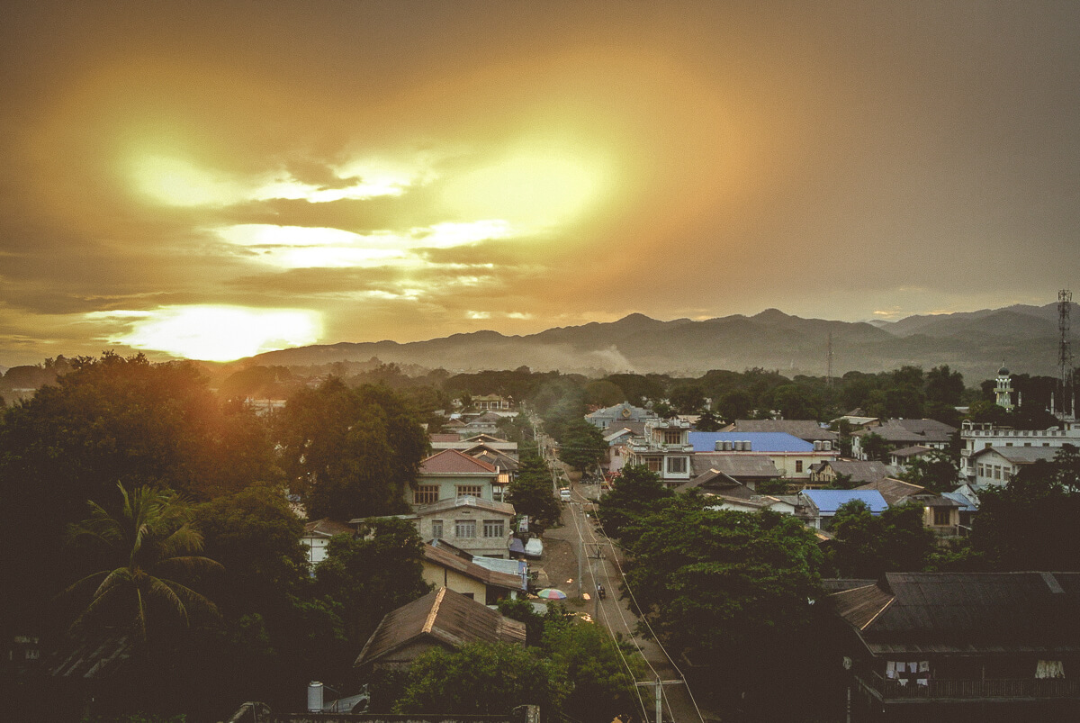 Hsipaw Myanmar Itinerary