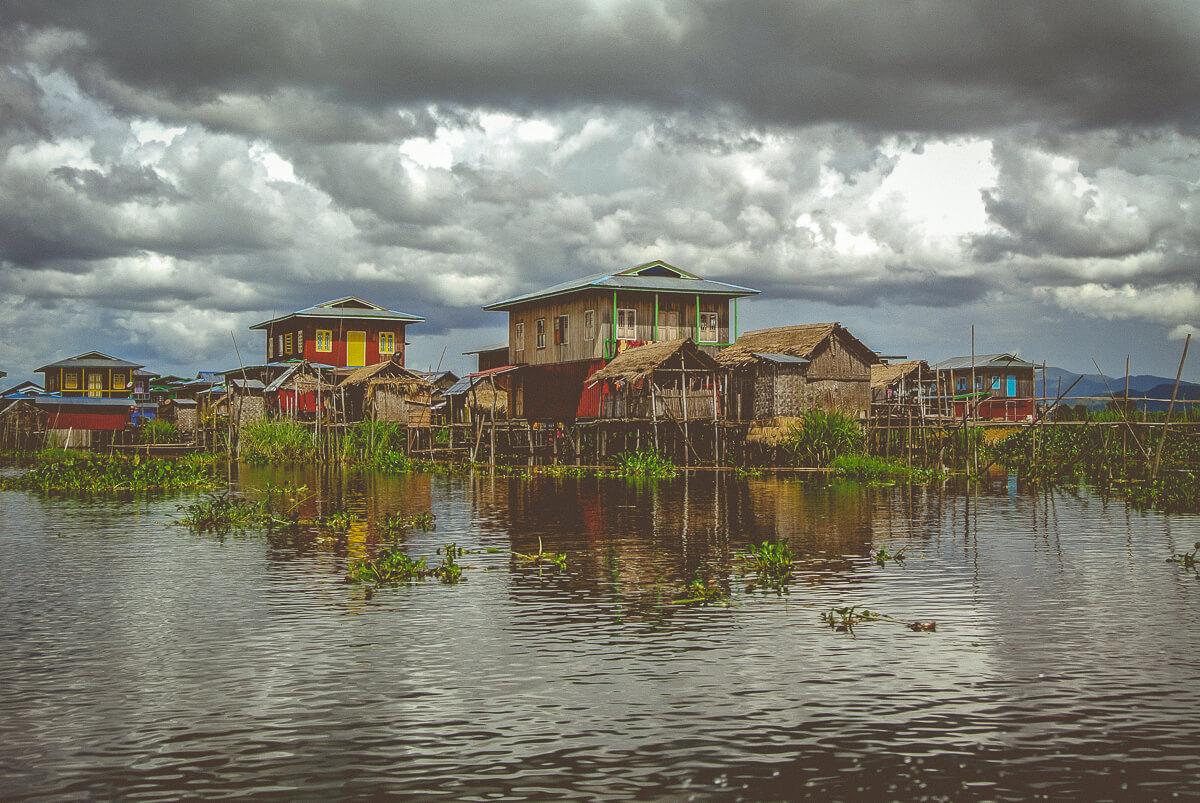 Myanmar Itinerary Inle Lake