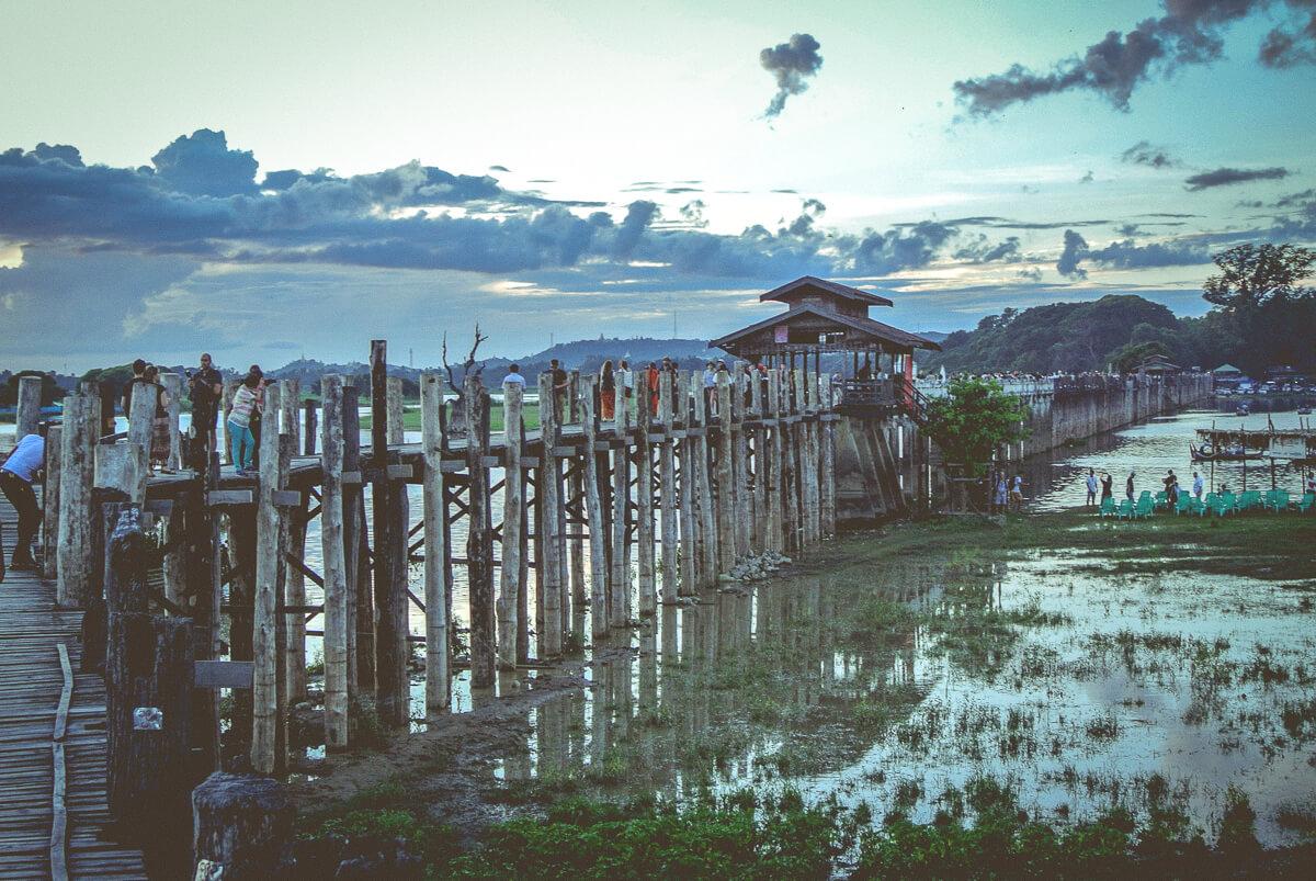 Mandalay U Bein