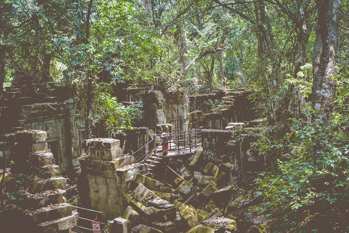 hidden temples in siem reap