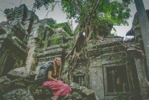 temples in siem reap Beng Mealea