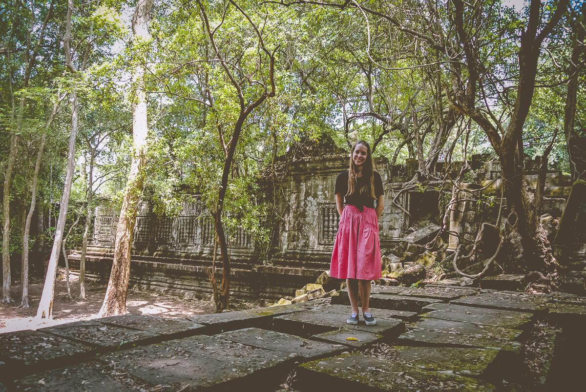 temples in siem reap beng melea