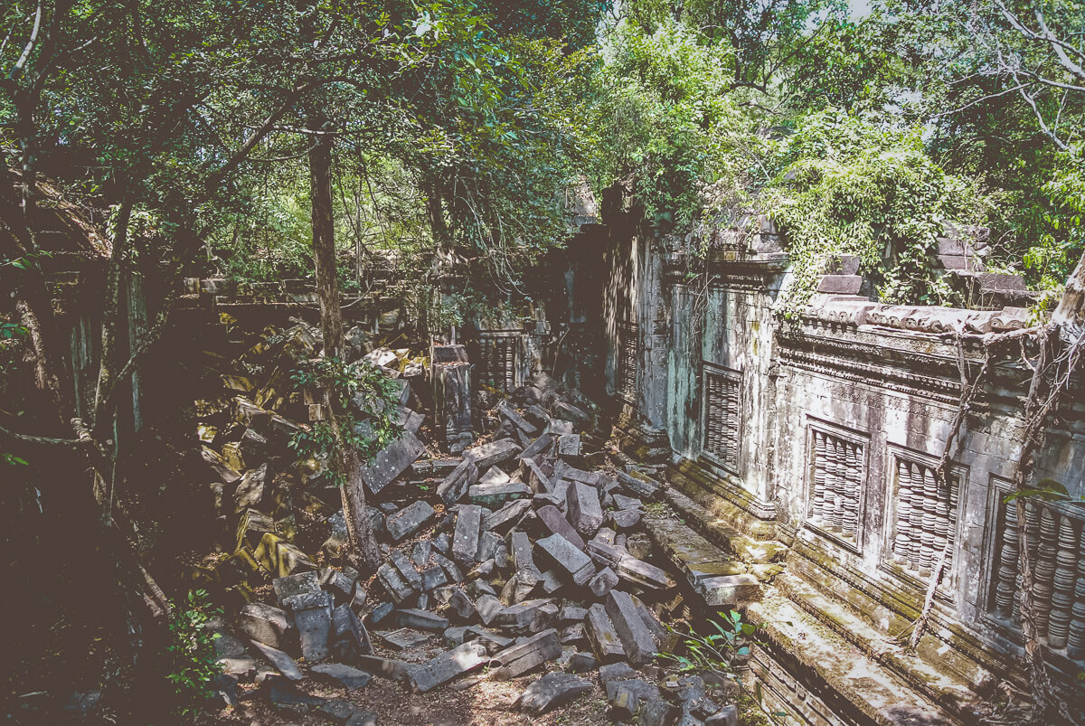 off the beaten path temples in siem reap