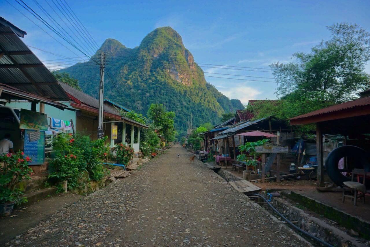 Off the Beaten Path Laos