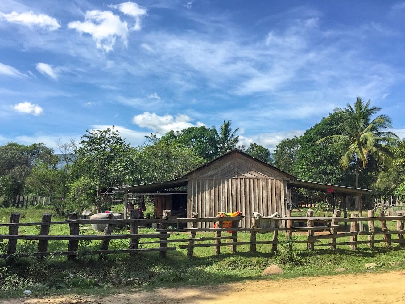 off the beaten path spot on the cambodia itinerary homestay