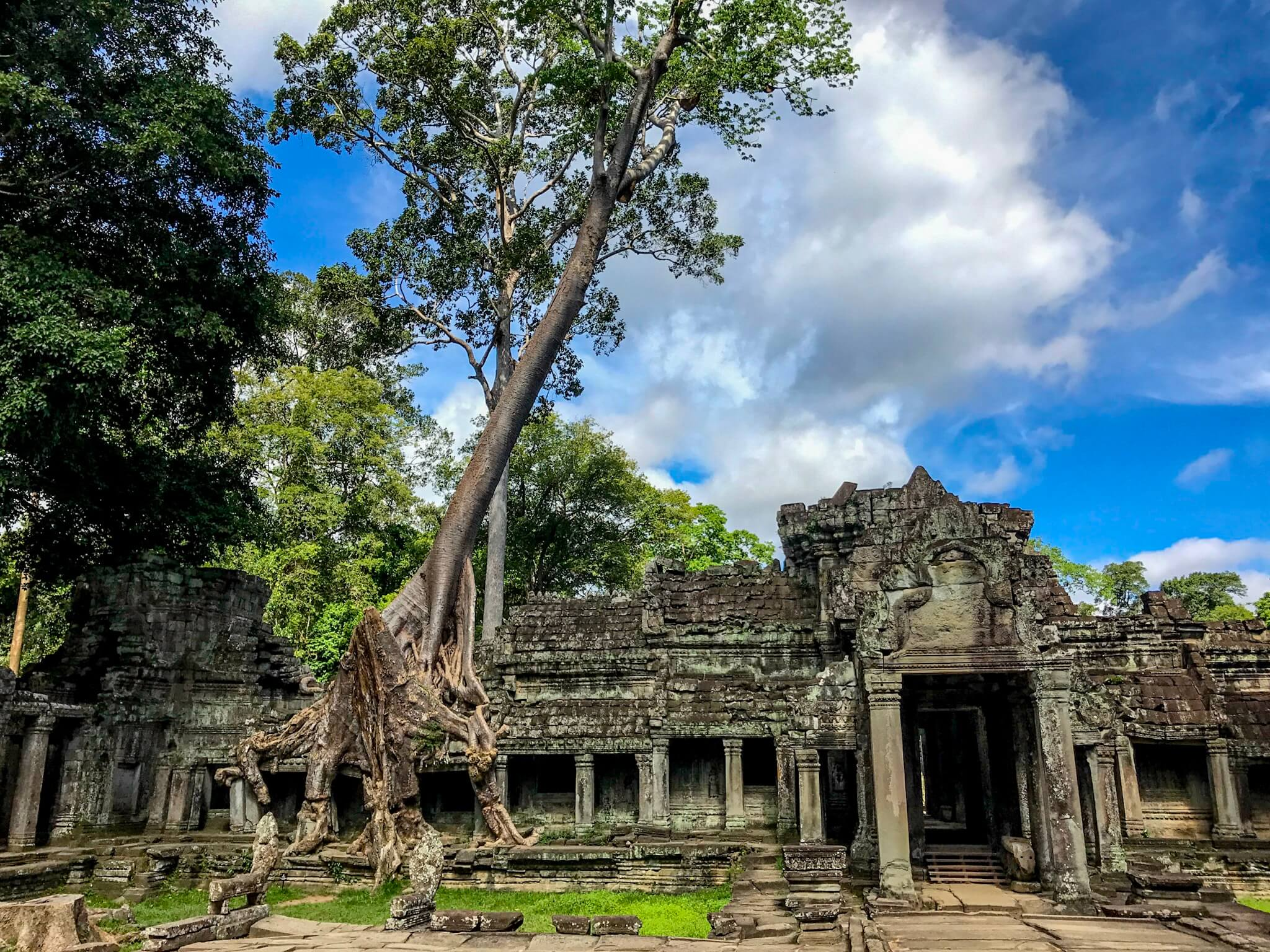 Preah Khan an essential place to visit in Cambodia