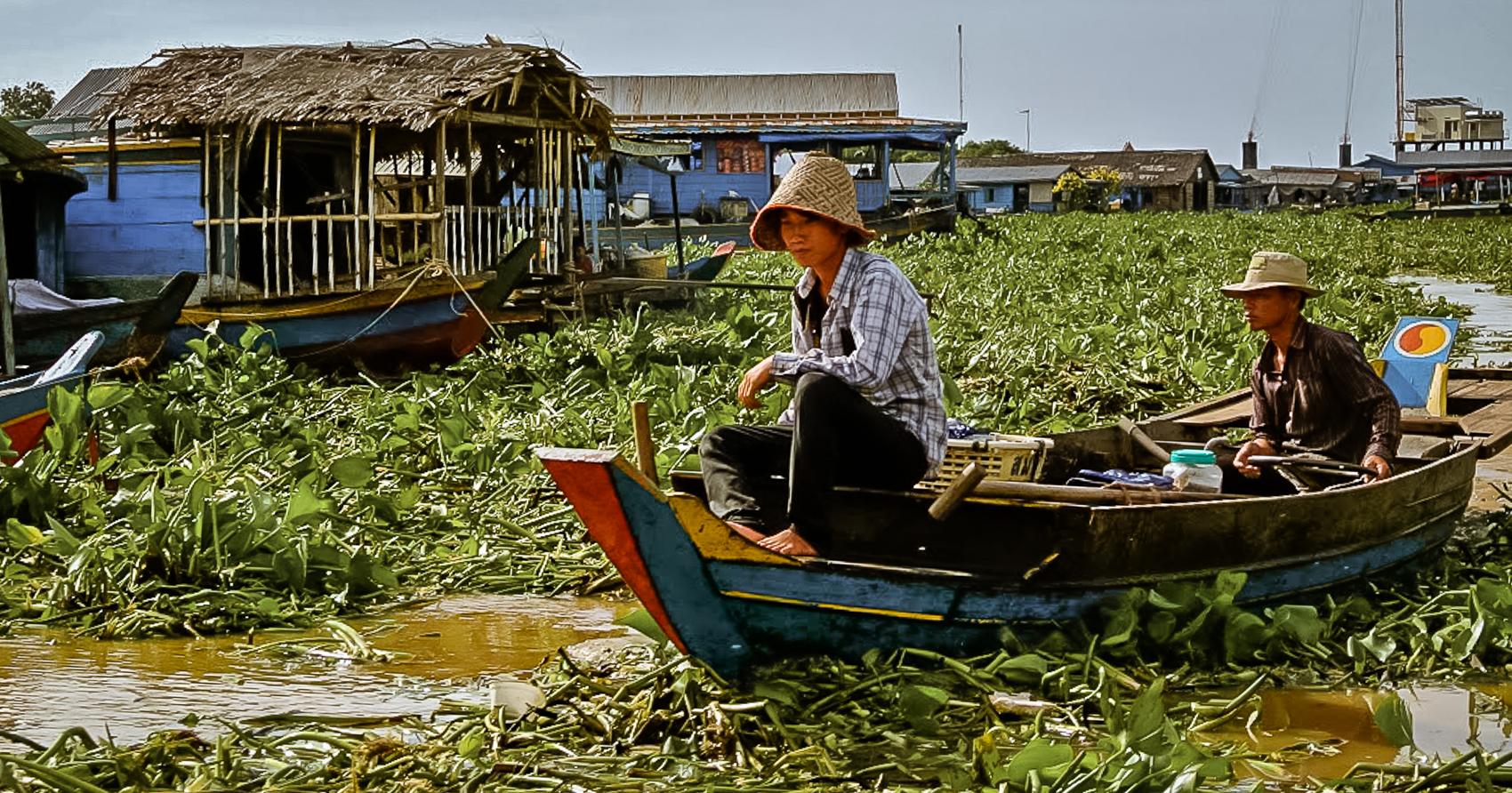 Battambang Boat