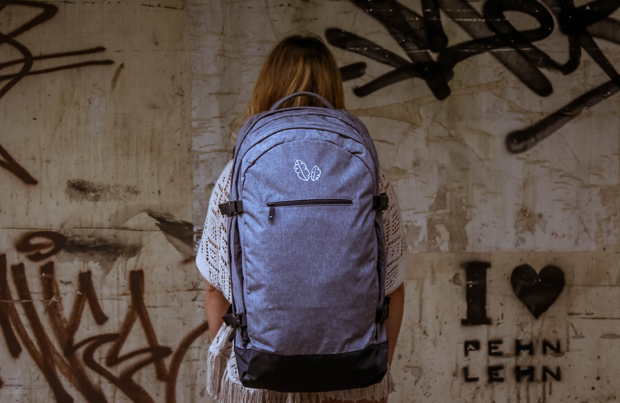 Travel Backpack Khmer Explorer