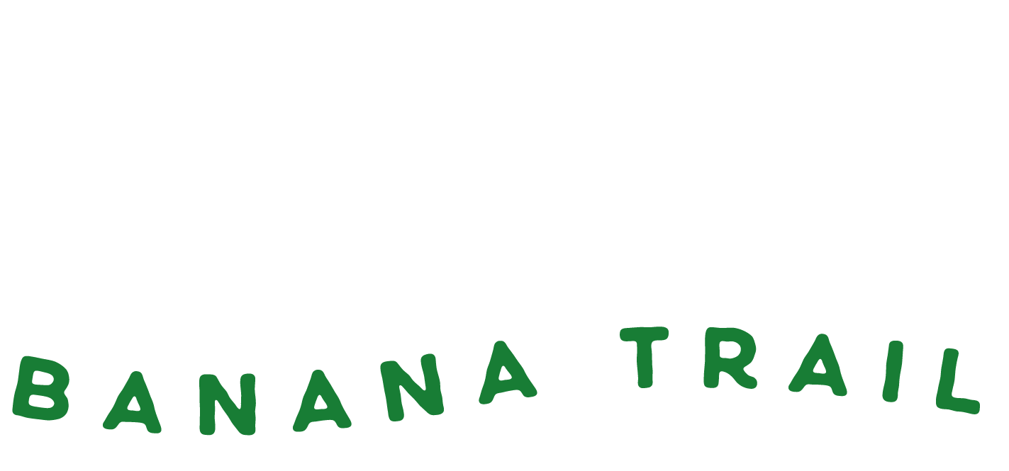Tales from the Banana Trail Logo