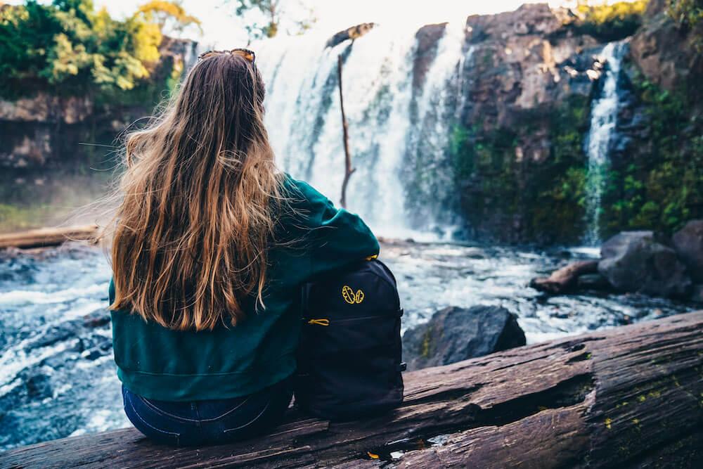 Waterfall in Mondulkiri