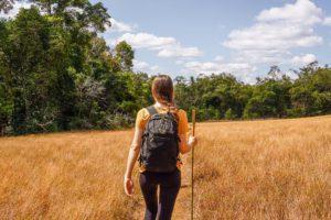 Trekking in Mondulkiri Province Cambodia