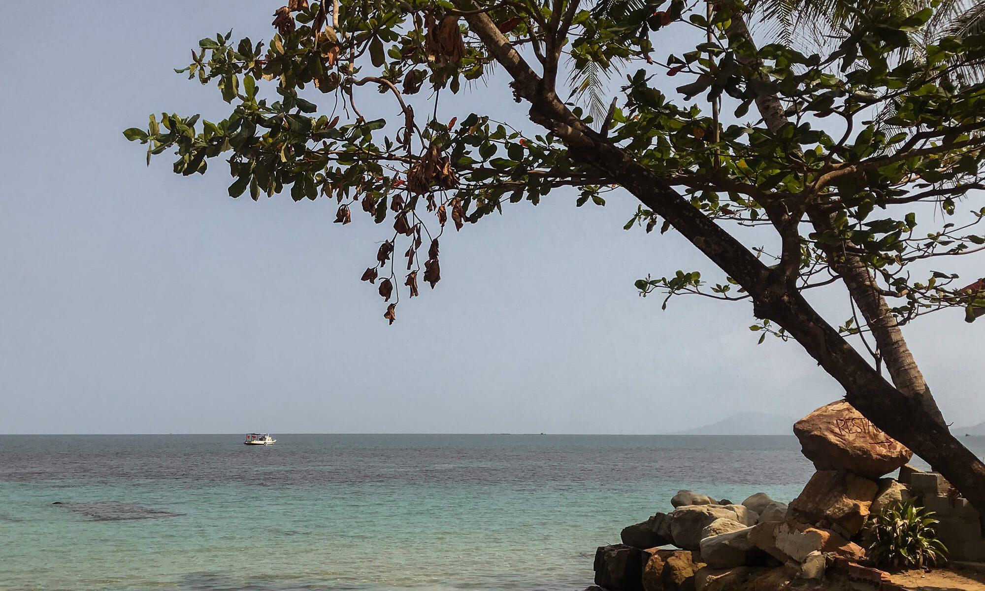 View on Phu QUoc Island