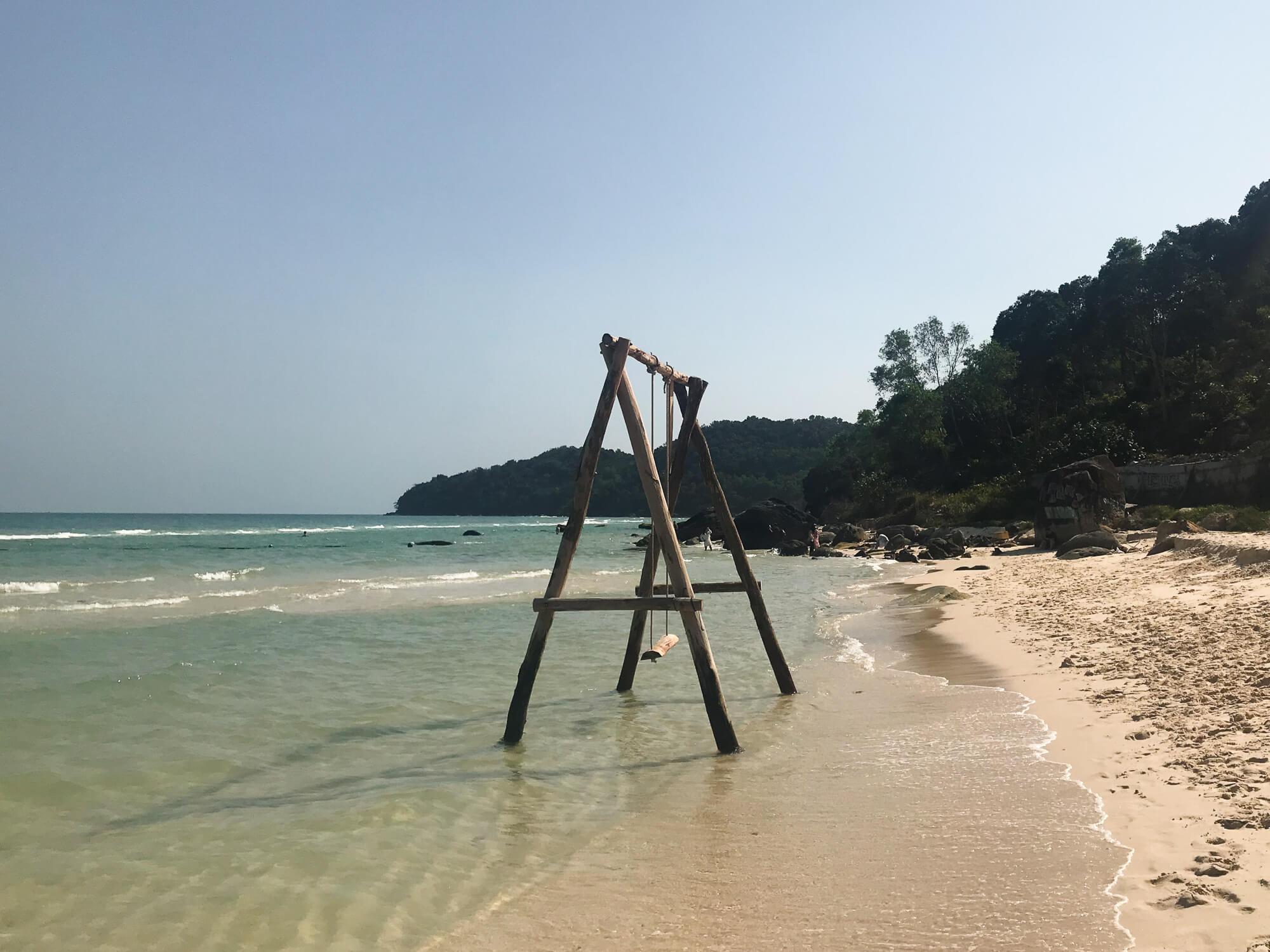 Bao Sao Beach on Phu Quoc Island